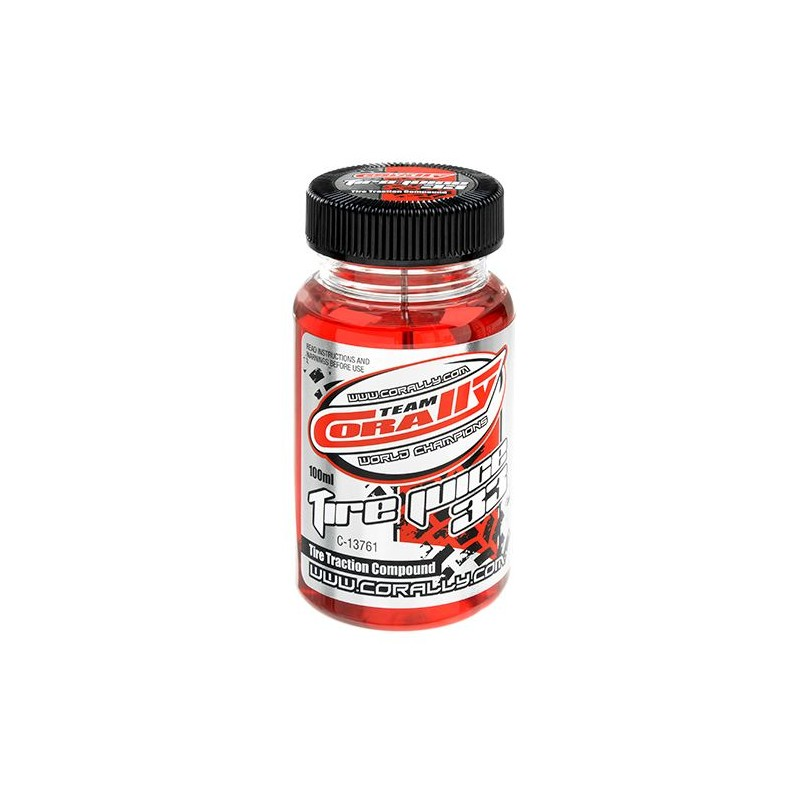 Corally Traitement Tire Juice 33 Red Asphalt/Mousse C-13761