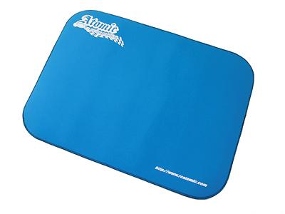 Tapis de stand Atomic Bleu