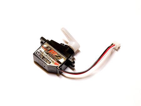 Servo Digital Pignon Métal AMZ Atomic
