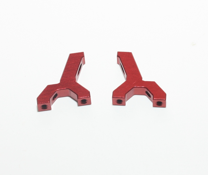 Support de platine et servo en Alu AMZ-2WD