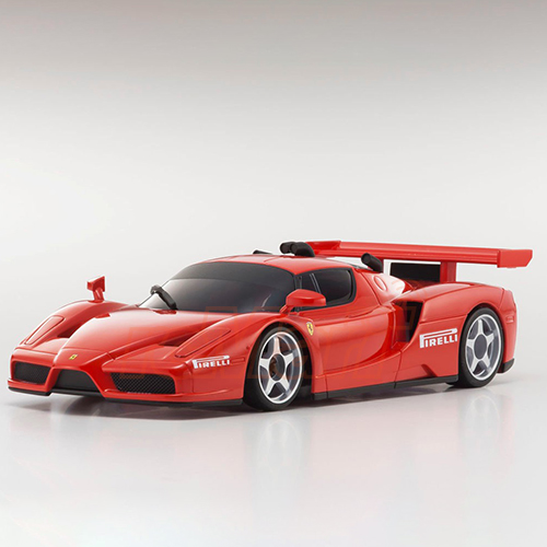 Kyosho Auto Scale Enzo Ferrari GT Concept RED Version