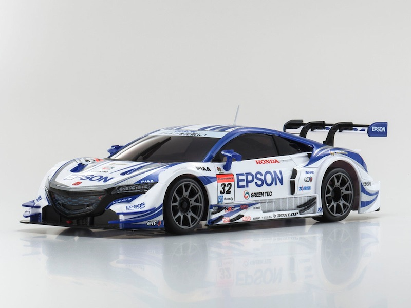 Carrosserie Mini Z Epson nsx concept 2014 98mm