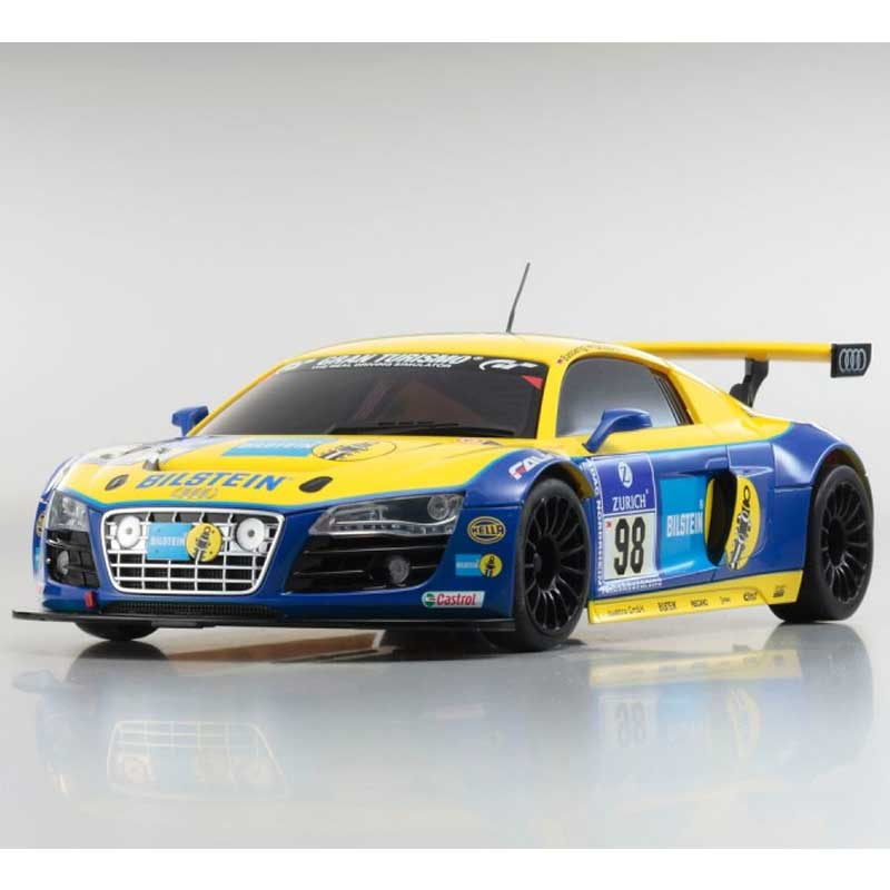Kyosho Carrosserie  Audi R8 Phoenix Racing AWD / MR03 / MR02