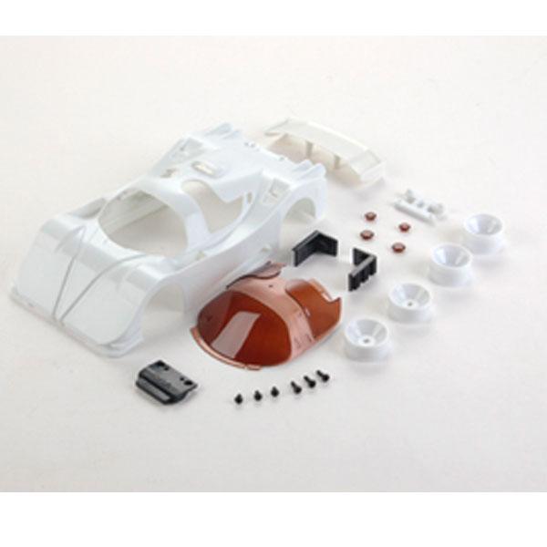 Carrosserie VDS III miniz 94mm plastique à peindre