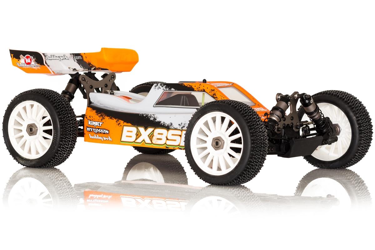 HobbyTech Buggy 1/8 BX8SL V2 RTR (Sans Accu/Chargeur), 1SLBX8SL