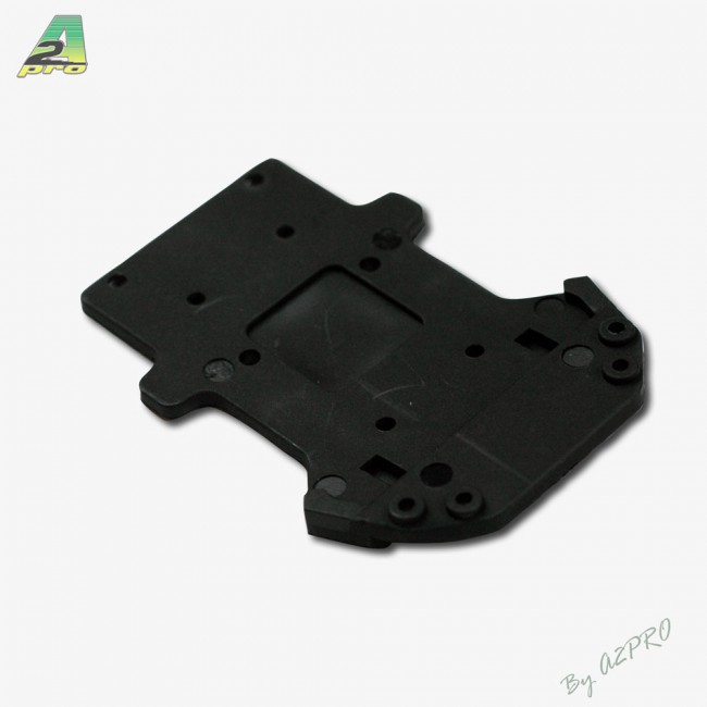 A2P Plaque fusible pour chassis alu (1pc), C10330
