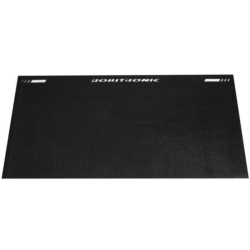 ROBITRONIC Tapis de stand Black Rack 60x120cm, R13006