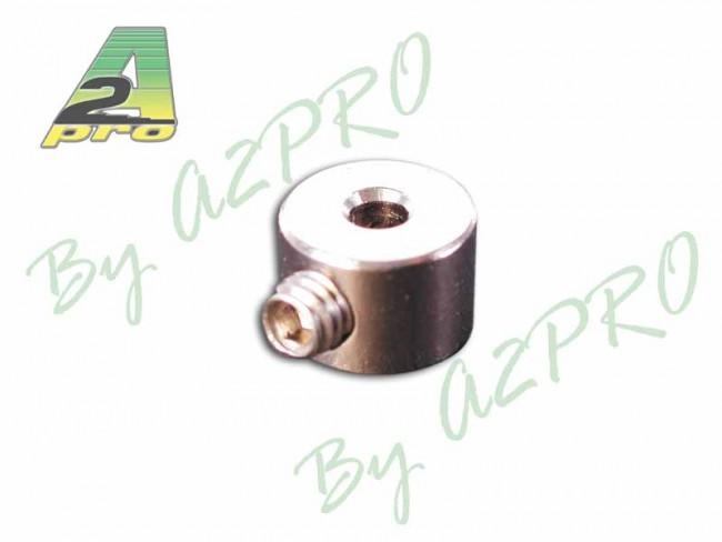 A2P Bague d\'arrêt chromée - 3mm (10 pcs)