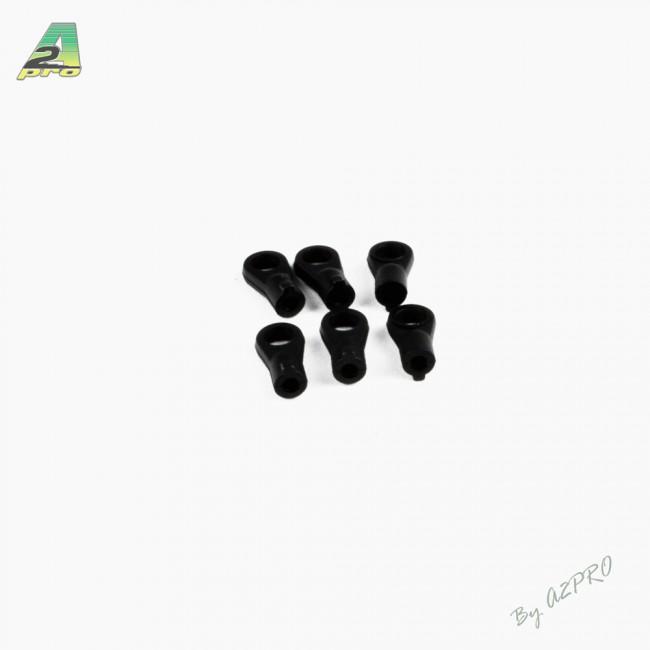 A2P  Chape pour amortisseur (6 pcs), C10214