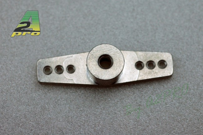 A2P  Bras de commande aluminium (axe 3mm) 4558