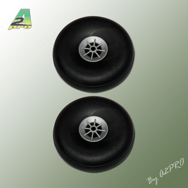 A2P  Roues Airtrap 70mm 4489