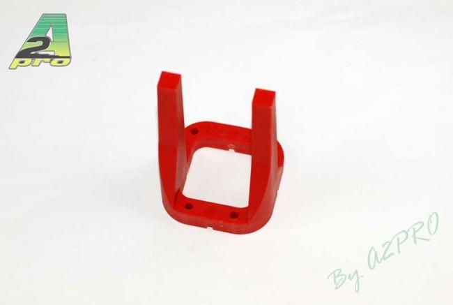A2P  Bâtis moteurs nylon rouge (25mm), 3416