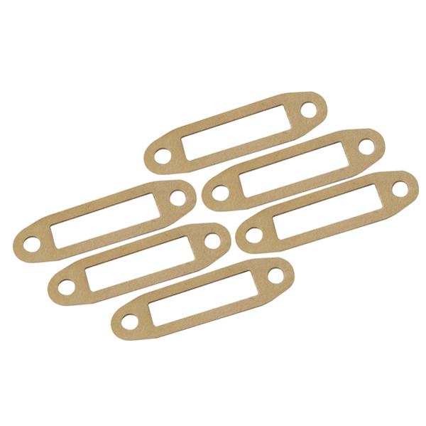 HOBBY TECH  Joints dechappement papier pour sortie laterale moteur 10-15 (6pcs.) HT 501159