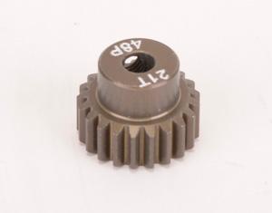 Schumacher Core RC  Pinion Gear 48DP 21T (7075 Hard), CR4821