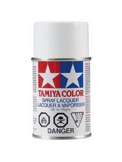 TAMIYA PS01 Blanc Bombe peinture Lexan