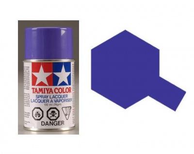 TAMIYA PS10  violet Bombe peinture lexan 100ml, TAMI86010