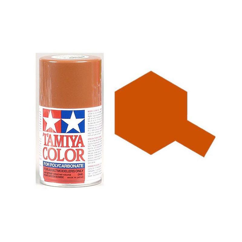 TAMIYA PS14 cuivre Bombe peinture lexan 100ml, TAMI86014