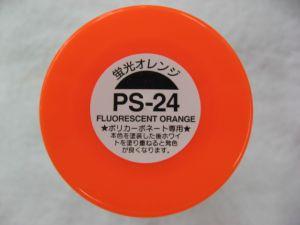 TAMIYA PS24 Orange Fluo Bombe peinture Lexan