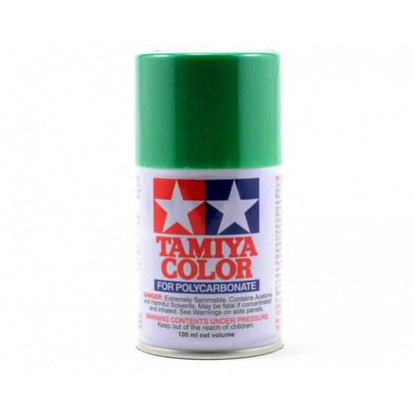 TAMIYA PS25 vert clair Bombe peinture lexan, TAMI86025
