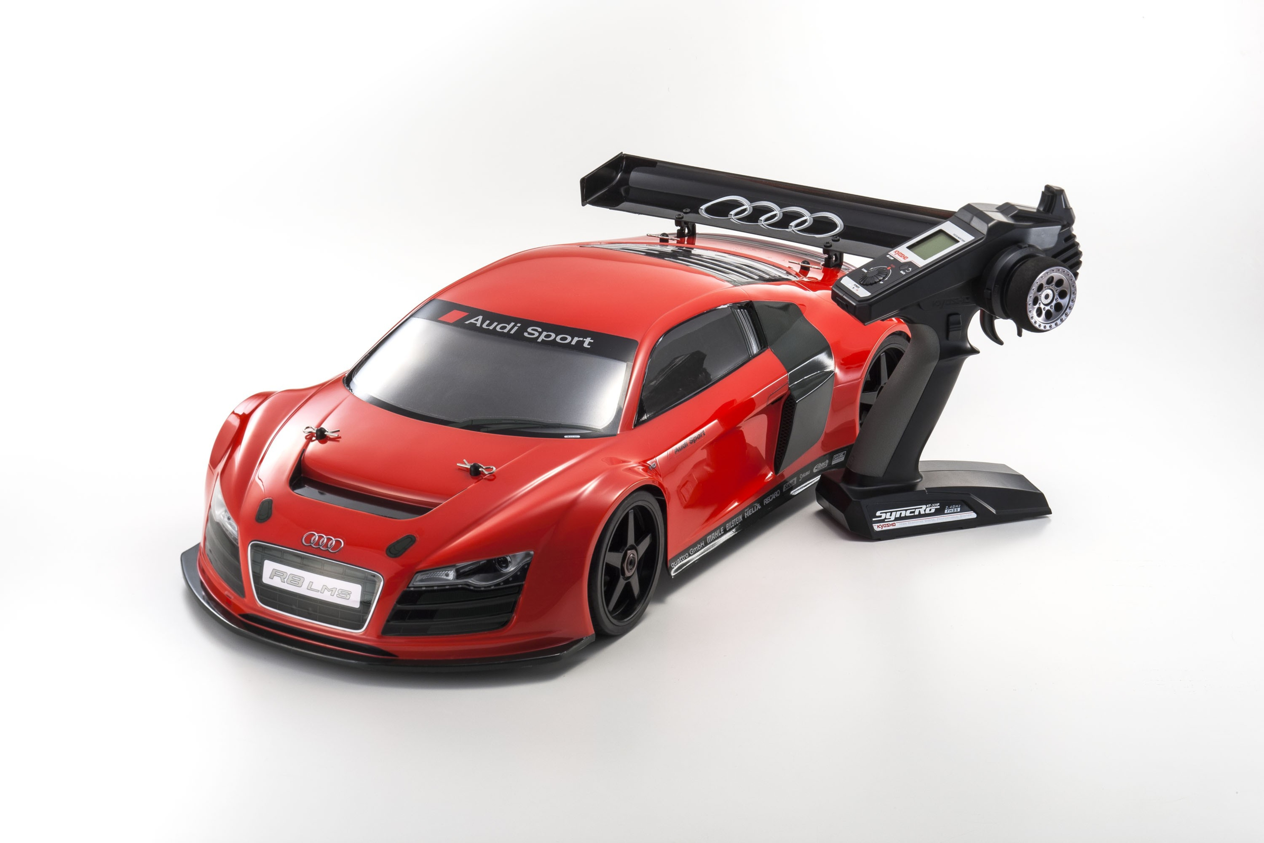 Kyosho Inferno GT2 VE Race Spec Audi R8 LMS RTR, 34102B