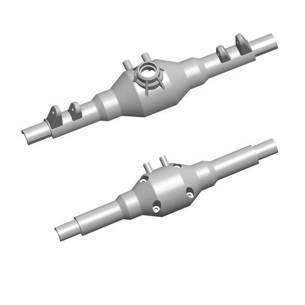 RC SYSTEM CARTERS DE PONT ARRIERE BULLIT SAND, RC711-002