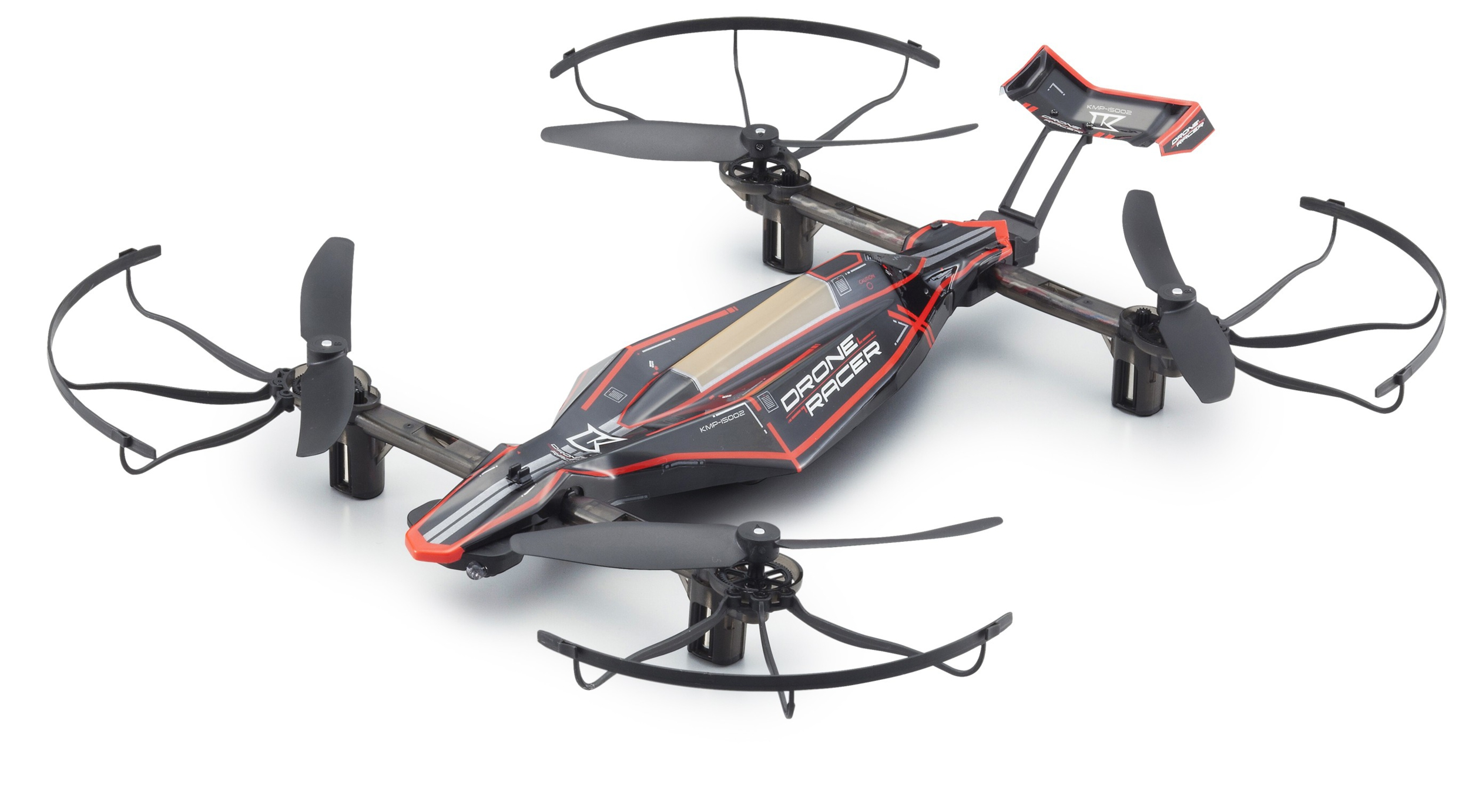 KYOSHO DRONE RACER ZEPHYR FORCE BLACK READYSET, 20572BK