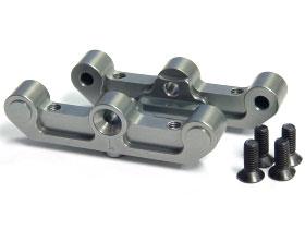 3RACING Support axe de triangle arrière FW05 en alu, FW05-002A