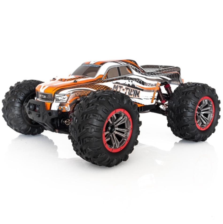 FUNTEK Monster 4x4 1/10 Funtek MT-Twin, FTK-MT-TWIN