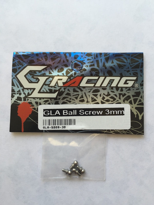 GL Racing Boules 3 Mm GLA
