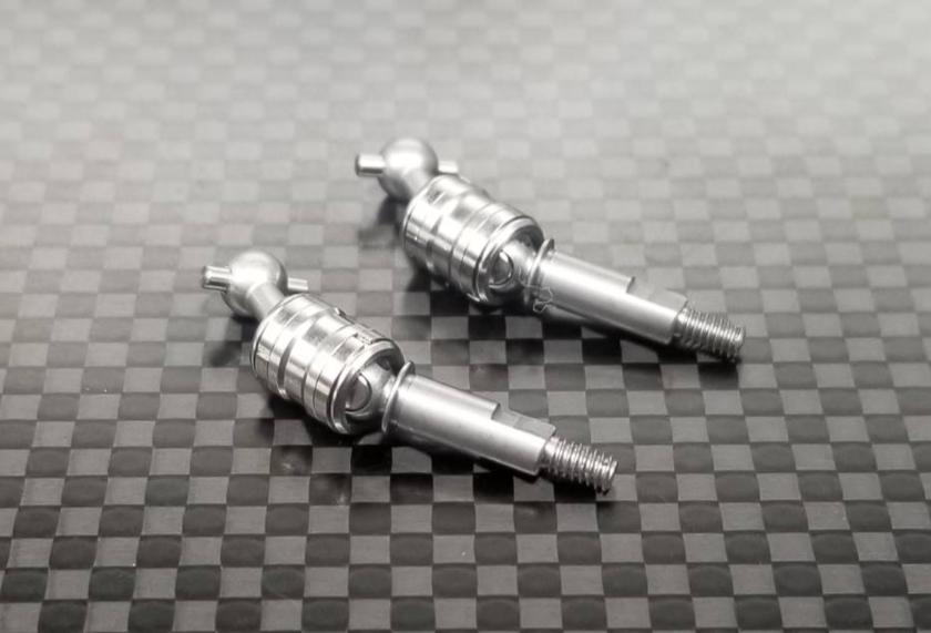 GL RACING Cardans Avant double articulation V3, GLA-028-SE2V3