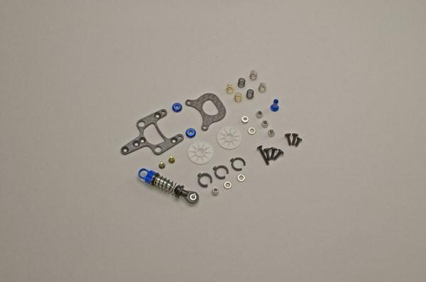 ROUTE 246 MINI-Z AMORTISSEUR ARR A FRICTION MM 98mm /LM 102mm, R246-1222
