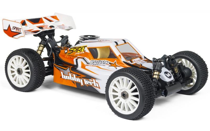 HobbyTech Buggy Spirit Evo RTR, 1.SPIRIT.EVO.RTR