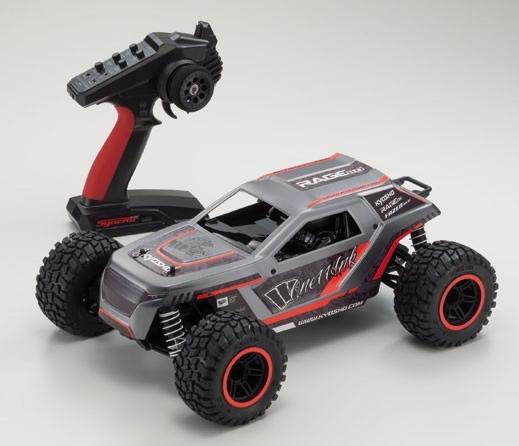 KYOSHO RAGE 2.0 FAZER MK2 1:10 EP 4WD READSYET Type 1, 34411T1B
