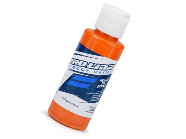 PROLINE RC BODY PAINT - PEARL ORANGE, PL6327-01