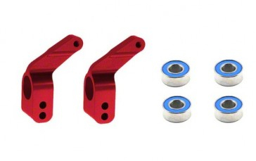 TRAXXAS Fusée Alu 6061-T6 Rouge (x2), 3652X