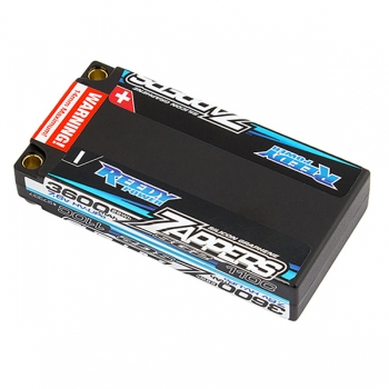 REEDY ZAPPERS \'SG2\' 3600MAH LP 110C 7.6V SHORTY LIPO BATTERY, AS27337