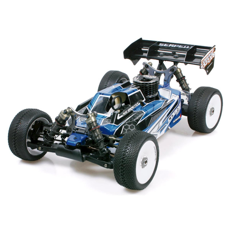 SERPENT Buggy Cobra 4wd SRX8 EVO GP KIT à monter, 600019