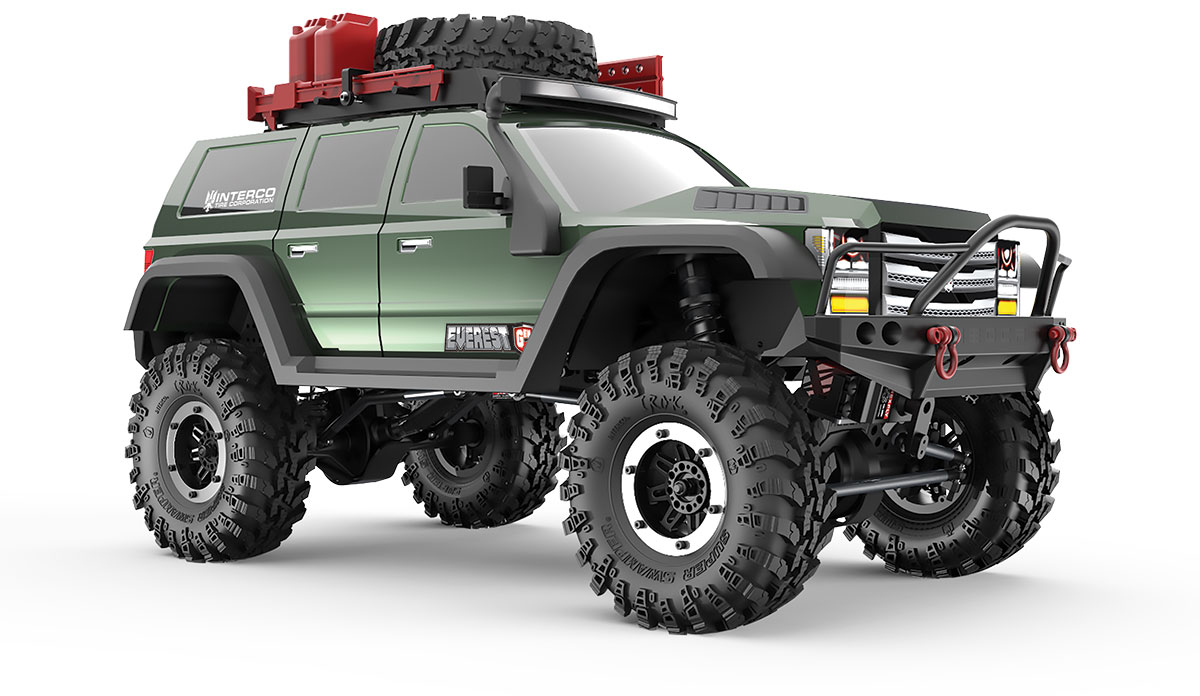 REDCAT Crawler Everest Gen7 Pro RTR, RC00002