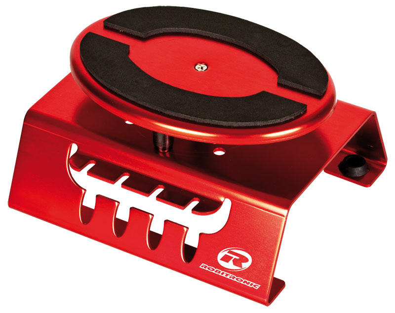ROBITRONIC Stand voiture 1:8 et 1:10 Rouge, R15001R
