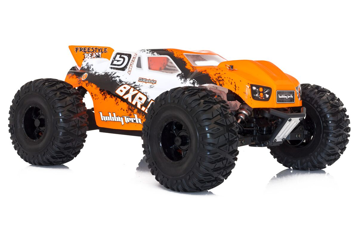 HOBBYTECH Monster BXR.MT brushless sans batterie et sans chargeur, 1.BXR.MT