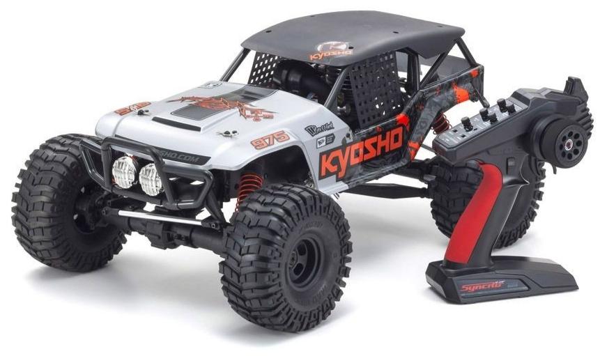 KYOSHO FO-XX 2.0 NITRO 1:8 GP 4WD READYSET (KT231P-KE25SP), 33154B