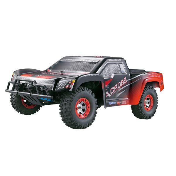 RC SYSTEM BULLIT CROSS 1/12 4x4, RC711R
