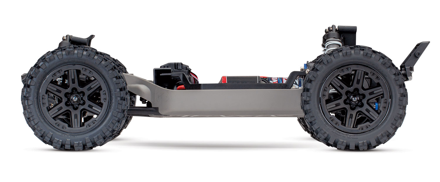 67064-1-Rustler-4x4-Brushed-CHASSIS-Side-RtoL-battery