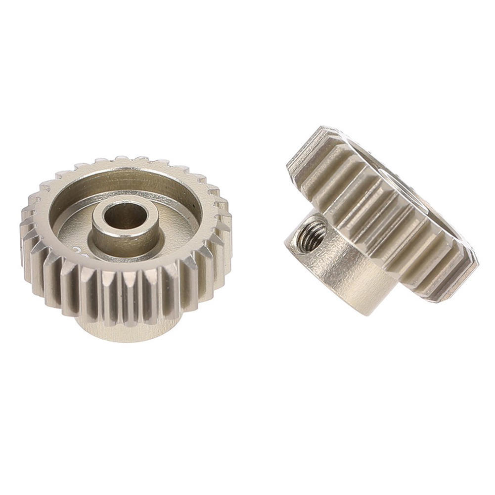 RC CONCEPT Pignon aluminium 28 dents 48 DP, 22404828