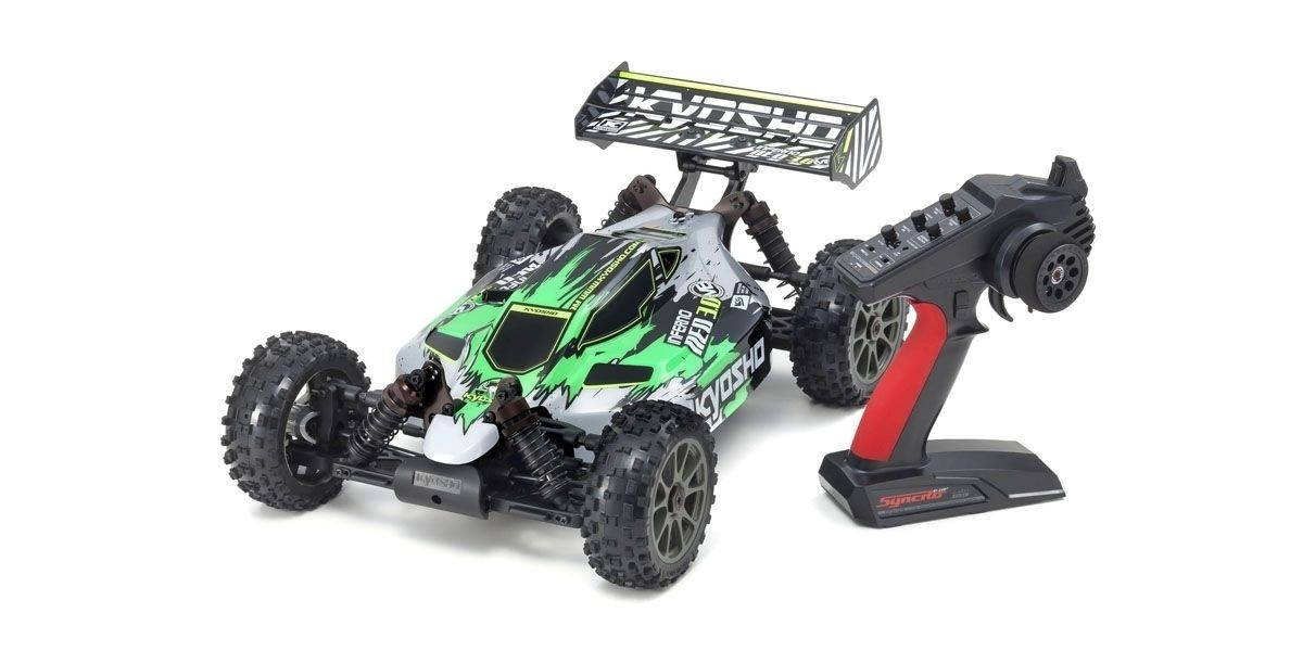 KYOSHO INFERNO NEO 3.0VE T1 READYSET EP (KT231P+) VERT, 34108T1B