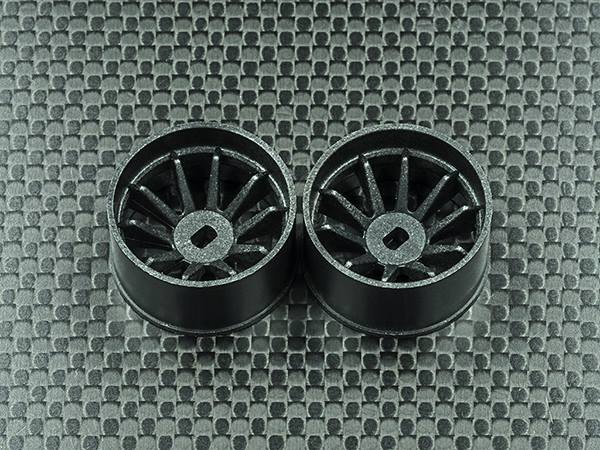 GL RACING Jantes arrières R10 Carbone AWD-GLA déport 1, WHC004-1