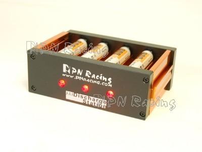 PN RACING Déchargeur V2 pour Accus AAA Miniz, 500756