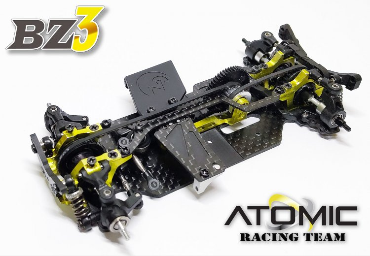ATOMIC Kit 4 roues motrices à monter BZ3