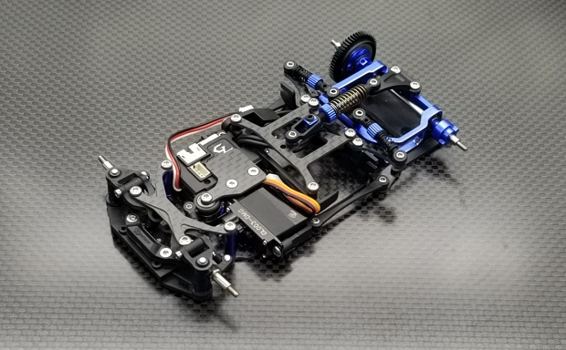 GLR Racing 2WD LM Version Kit à monter, GLR-LM-KSET