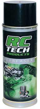 RCTECH Néttoyant Dégraissant en spray 400ml, RTC90
